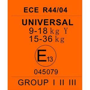 etichetta ECE R4404