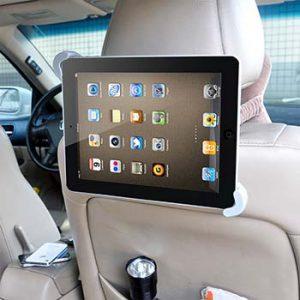 Porta tablet per auto